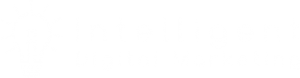 Intelligent digital marketing light logo